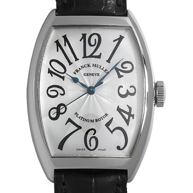 SALE フランクミュラー トノーカーベックス 6850SC AC メンズ(007UFRAU0154)【中古】【腕時計】【送料無料】