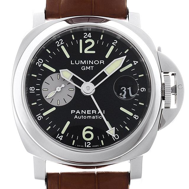【48回払いまで無金利】パネライ ルミノールGMT PAM00088 S番 メンズ(007UOPAU0117)【中古】【腕時計】【送料無料】