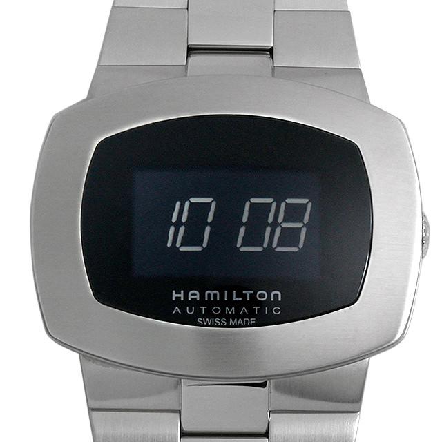 【最大3万円OFFクーポン配布!6/1(土)0時開始】ハミルトン パルソマティック H52515339 メンズ(008WHMAU0003)【中古】【腕時計】【送料無料】