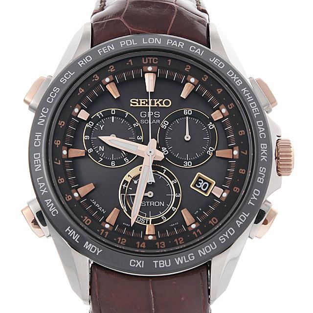 【48回払いまで無金利】セイコー アストロン 8Xシリーズ クロノグラフ SBXB025 メンズ(009MSEAU0038)【中古】【腕時計】【送料無料】