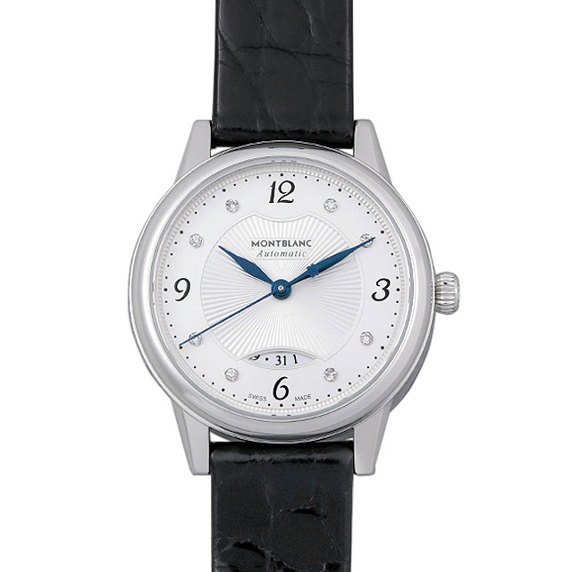 モンブラン ボエム デイト オートマティック 111055 レディース(006TMLAN0014)【新品】【腕時計】【送料無料】