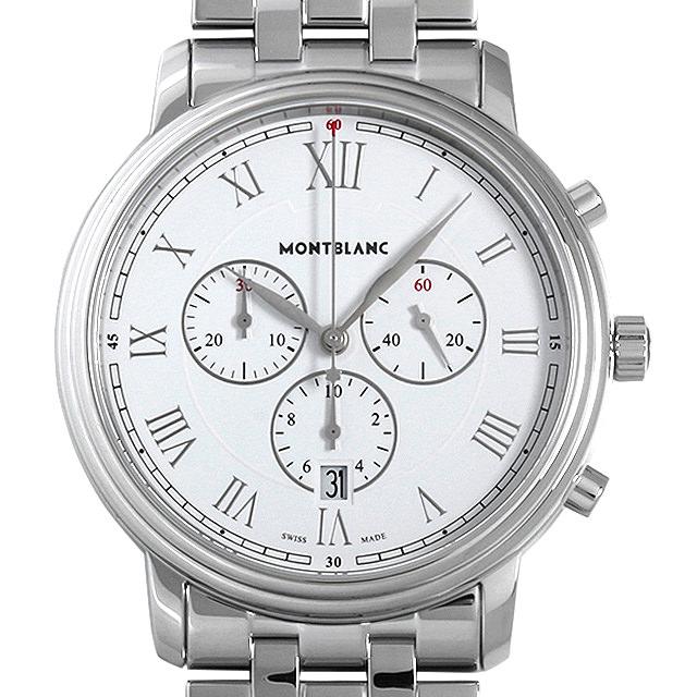 【48回払いまで無金利】モンブラン トラディション クロノグラフ 114340 メンズ(006TMLAN0030)【新品】【腕時計】【送料無料】