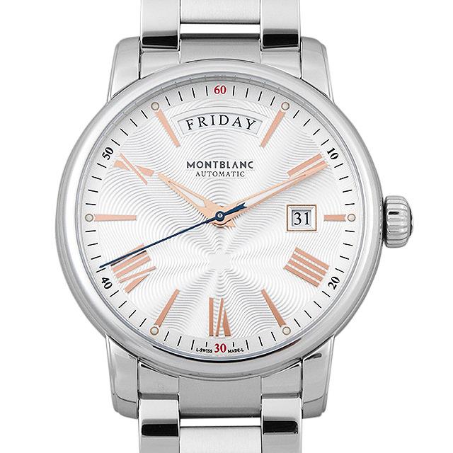 モンブラン 4810 デイデイト 114854 メンズ(006TMLAN0013)【新品】【腕時計】【送料無料】