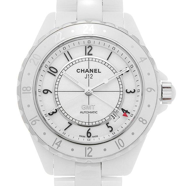 シャネル J12 GMT 2000本限定 H2126 メンズ(001HCHAU0017)【中古】【腕時計】【送料無料】