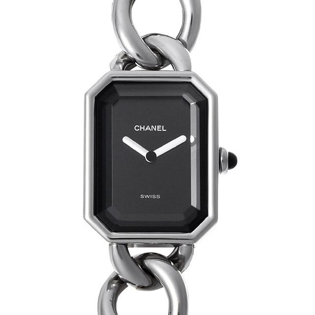 【48回払いまで無金利】シャネル プルミエール H0452 Mサイズ レディース(007UCHAU0046)【中古】【腕時計】【送料無料】