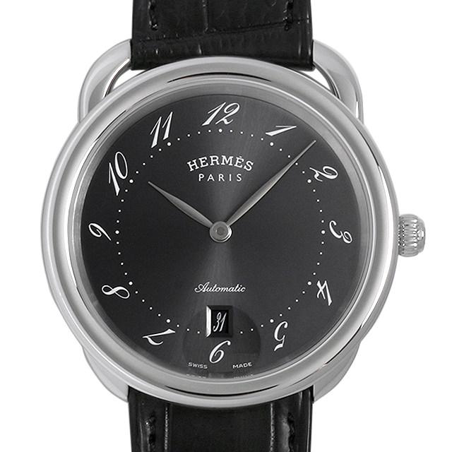 【48回払いまで無金利】エルメス アルソー AR7.710 メンズ(007UHEAU0026)【中古】【腕時計】【送料無料】