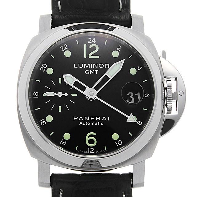 【48回払いまで無金利】パネライ ルミノールGMT PAM00159 H番 メンズ(007UOPAU0120)【中古】【腕時計】【送料無料】