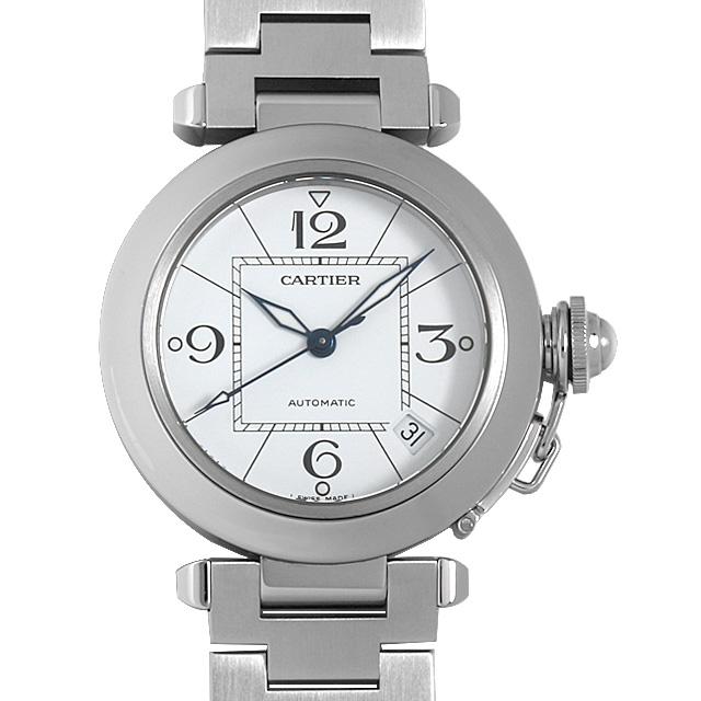 【48回払いまで無金利】カルティエ パシャC W31074M7 ボーイズ(ユニセックス)(008WCAAU0151)【中古】【腕時計】【送料無料】