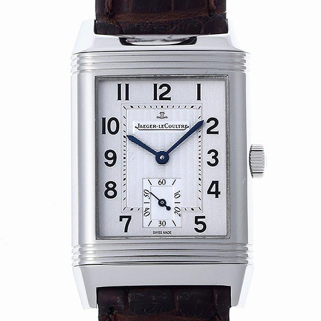 ジャガールクルト ビッグレベルソ Q2708410(270.8.62) メンズ(008WJLAU0015)【中古】【腕時計】【送料無料】