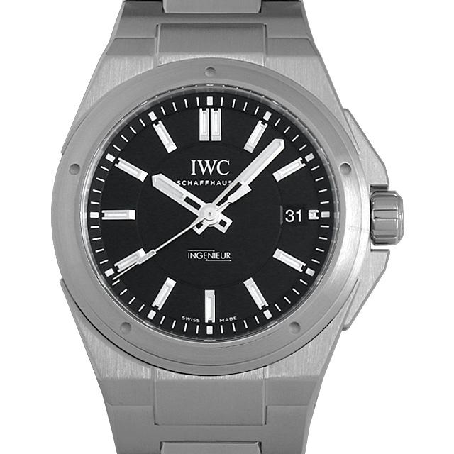 【48回払いまで無金利】IWC インヂュニア オートマティック IW323902 メンズ(0BCCIWAU0006)【中古】【腕時計】【送料無料】