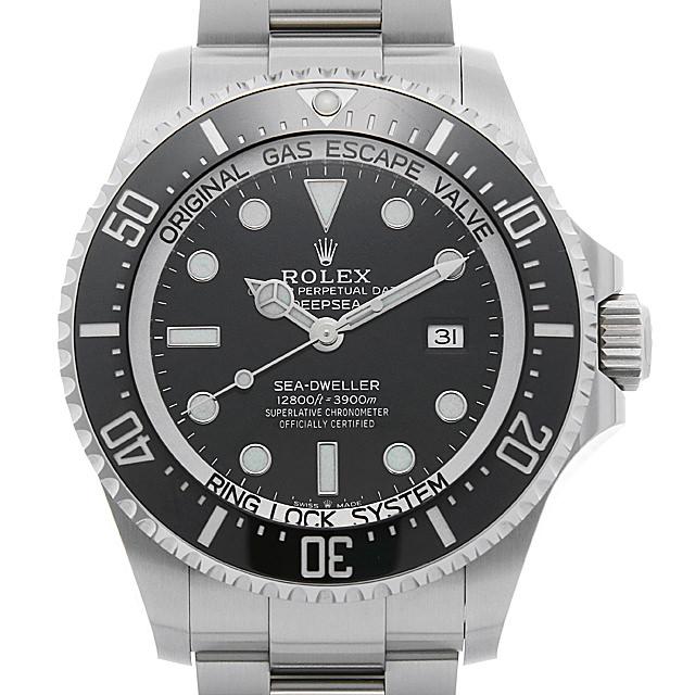 ロレックス ディープシー 126660 ランダムシリアル メンズ(0LY3ROAU0001)【中古】【腕時計】【送料無料】