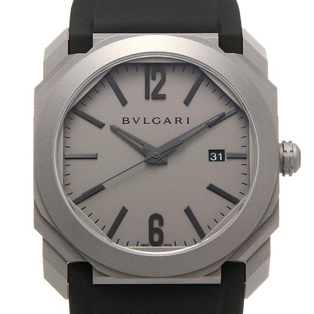 ブルガリ オクト オリジナーレ ソロテンポ BGO41C14TVD メンズ(0FHMBVAN0004)【新品】【腕時計】【送料無料】