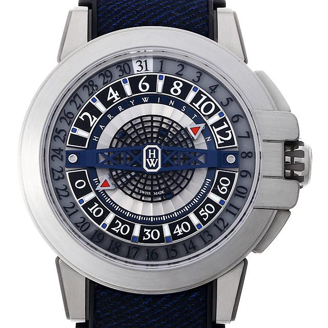 【48回払いまで無金利】ハリーウィンストン プロジェクトZ12 世界限定300本 OCEAHR42ZZ001 メンズ(009FHWAN0072)【新品】【腕時計】【送料無料】