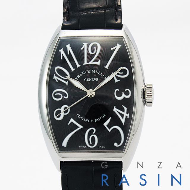 【48回払いまで無金利】フランクミュラー トノーカーベックス 5850SC AC メンズ(N-5850SCAC)【新品】【腕時計】【送料無料】