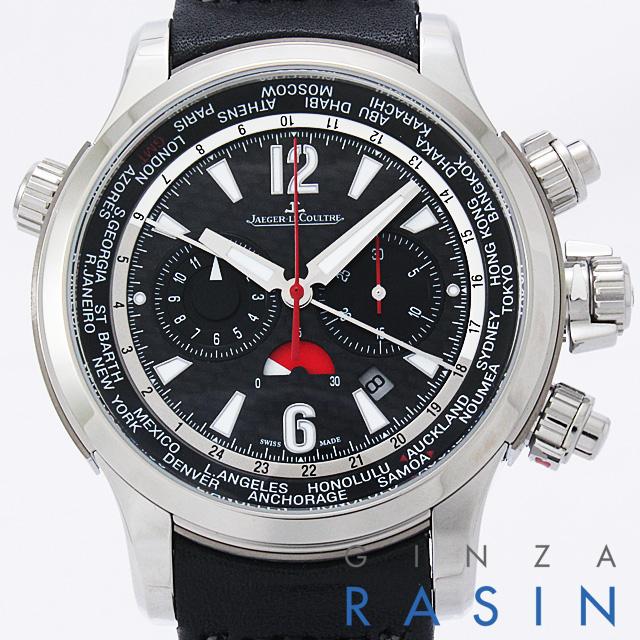 【48回払いまで無金利】ジャガールクルト マスターコンプレッサー エクストリーム ワールド クロノグラフ Q1768451 メンズ(N-Q1768451)【新品】【腕時計】【送料無料】