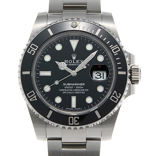 ロレックス サブマリーナ デイト 116610LN ランダムシリアル メンズ(0014ROAU0170)【中古】【腕時計】【送料無料】