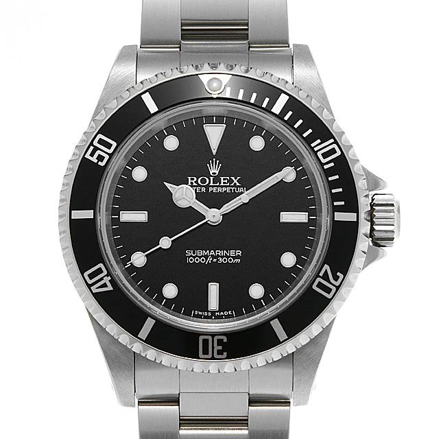 【48回払いまで無金利】ロレックス サブマリーナ ノンデイト 14060M Z番 メンズ(001HROAU0271)【中古】【腕時計】【送料無料】