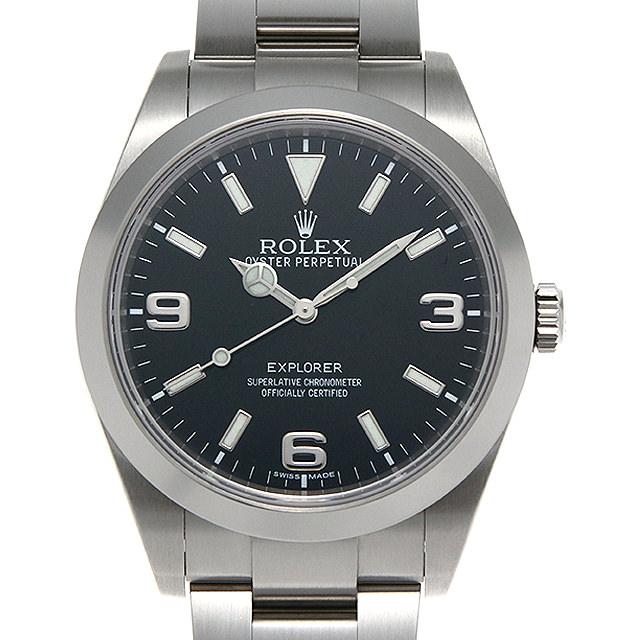 ロレックス エクスプローラー 214270 ランダムシリアル メンズ(001HROAU0278)【中古】【腕時計】【送料無料】