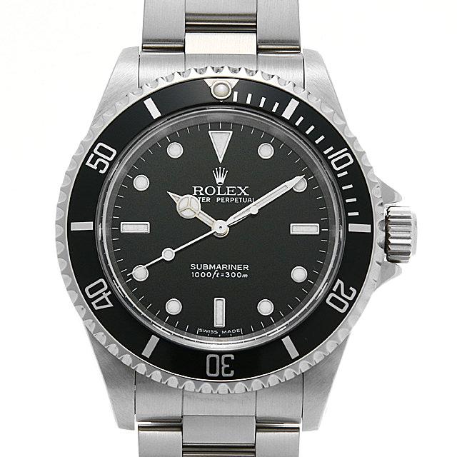 ロレックス サブマリーナ ノンデイト 14060M F番 メンズ(006XROAU1069)【中古】【腕時計】【送料無料】