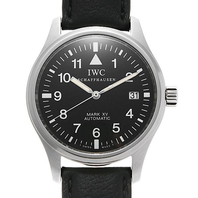 【48回払いまで無金利】IWC マーク15 IW325301(3253-01) メンズ(007UIWAU0139)【中古】【腕時計】【送料無料】