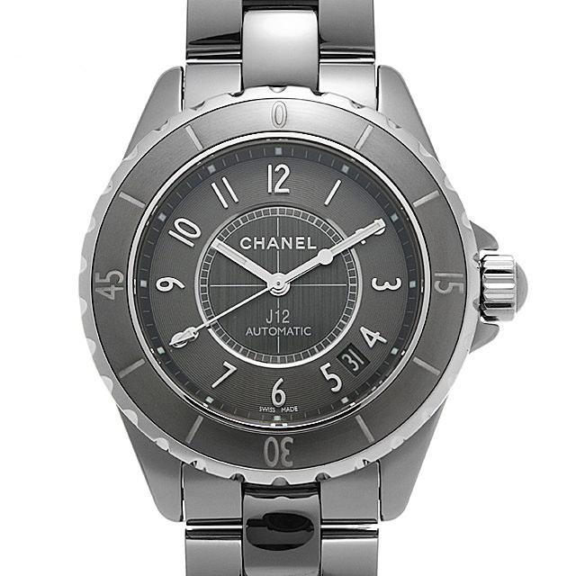 【48回払いまで無金利】シャネル J12 クロマティック H2979 メンズ(009VCHAU0017)【中古】【腕時計】【送料無料】