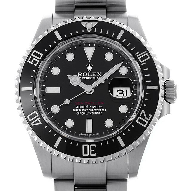 ロレックス シードゥエラー 126600 メンズ(08TFROAU0001)【中古】【腕時計】【送料無料】