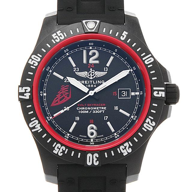ブライトリング コルト スカイレーサー チームYoshi Muroya 日本限定150本 X720B31YPX(X74320) メンズ(0BCCBRAU0006)【中古】【腕時計】【送料無料】
