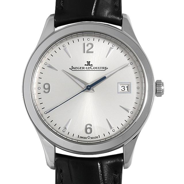 ジャガールクルト マスターコントロール Q1548420(176.8.40.S) メンズ(0IKJJLAU0001)【中古】【腕時計】【送料無料】