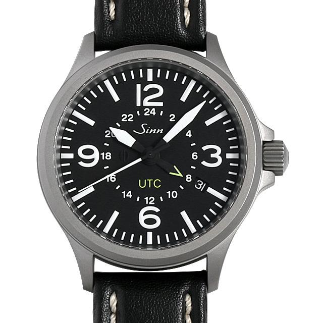 【48回払いまで無金利】ジン 856.UTC Sinn メンズ(0LV9SIAU0001)【中古】【腕時計】【送料無料】