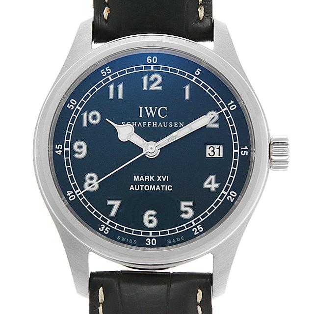 【48回払いまで無金利】IWC マーク16 日本限定 IW325516 メンズ(0M4AIWAU0001)【中古】【腕時計】【送料無料】