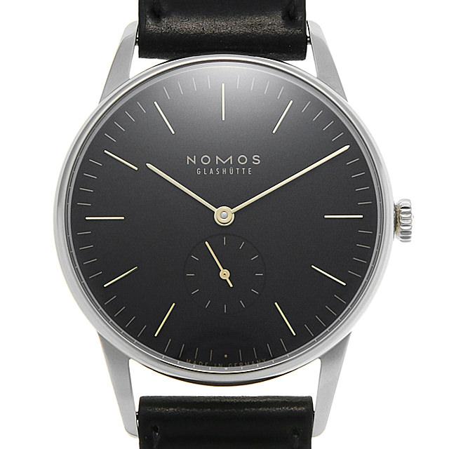 ノモス オリオン 38 ミッドナイトブルー OR1A3BL238(388) メンズ(0671NOAN0104)【新品】【腕時計】【送料無料】