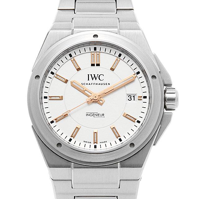 【48回払いまで無金利】IWC インヂュニア IW323906 インジュニア メンズ(007UIWAU0141)【中古】【腕時計】【送料無料】