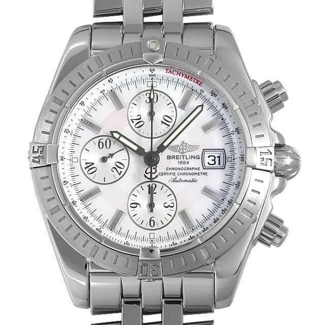 【48回払いまで無金利】ブライトリング クロノマットエボリューション A156A69PA(A13356) メンズ(008KBRAU0024)【中古】【腕時計】【送料無料】