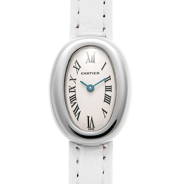 カルティエ ミニベニュワール W1518956 レディース(008WCAAU0166)【中古】【腕時計】【送料無料】