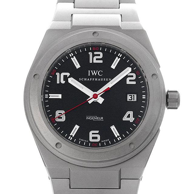 【48回払いまで無金利】IWC インヂュニア オートマティック AMG IW322702 インジュニア メンズ(02ICIWAU0001)【中古】【腕時計】【送料無料】