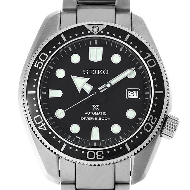セイコー プロスペックス 1968 メカニカルダイバーズ 現代デザイン SBDC061 メンズ(0MKQSEAU0001)【中古】【腕時計】【送料無料】