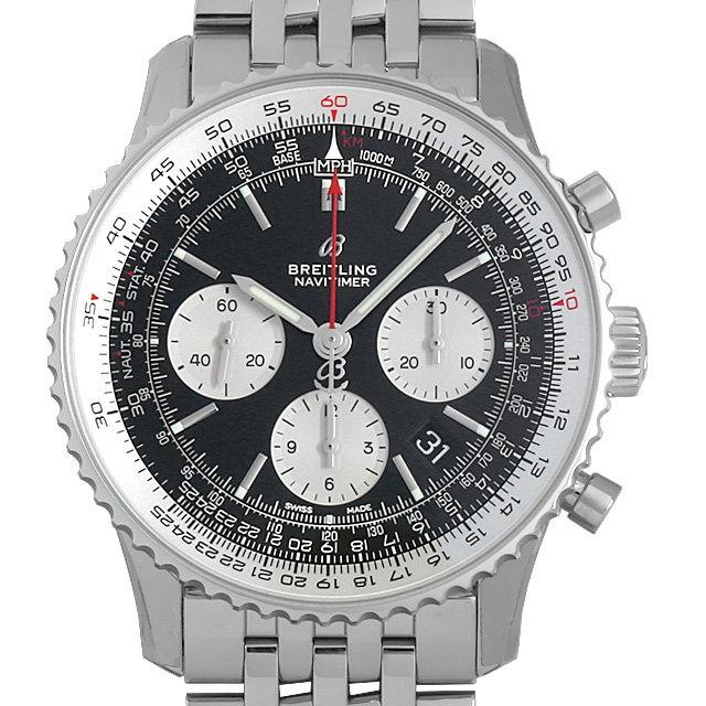 【48回払いまで無金利】ブライトリング ナビタイマー01 B01 クロノグラフ43 A022B-1NP メンズ(002GBRAR0001)【新品】【腕時計】【送料無料】