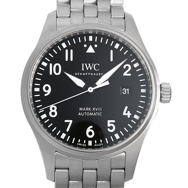【48回払いまで無金利】IWC パイロットウォッチ マーク18 IW327015 メンズ(0018IWAN0036)【新品】【腕時計】