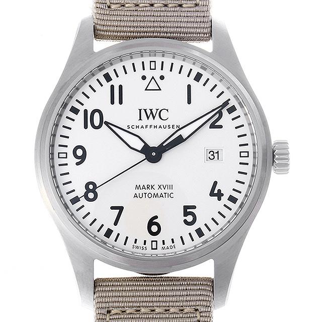 【48回払いまで無金利】IWC パイロットウォッチ マーク18 IW327017 メンズ(0018IWAN0009)【新品】【腕時計】【送料無料】