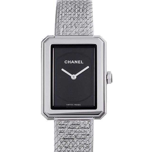 【48回払いまで無金利】シャネル ボーイフレンド ツイード H4876 レディース(007UCHAS0002)【未使用】【腕時計】【送料無料】