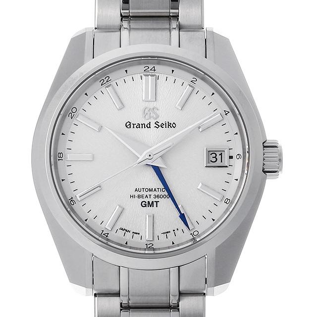 【48回払いまで無金利】グランドセイコー メカニカルハイビート36000 GMT SBGJ201 メンズ(009VGSAS0001)【未使用】【腕時計】【送料無料】