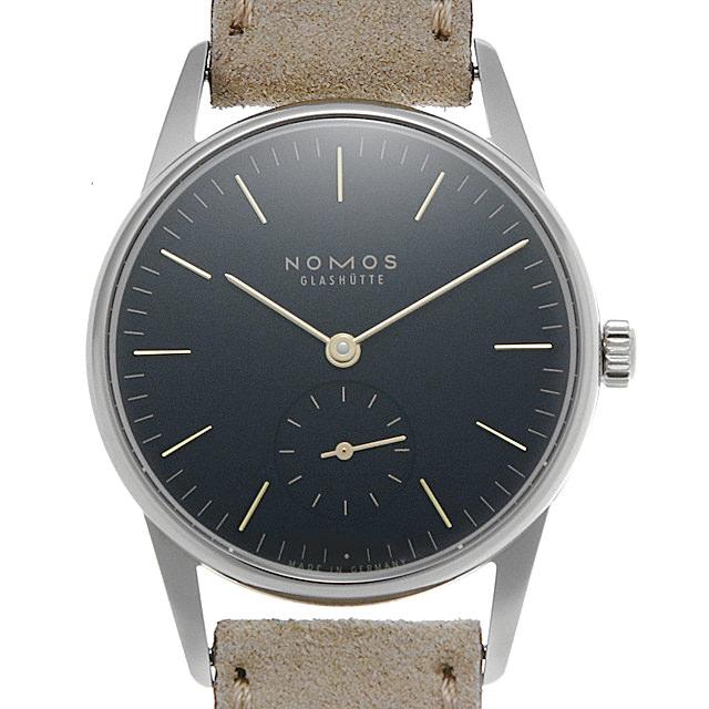 【48回払いまで無金利】ノモス オリオン33 OR1A3BL233(330) メンズ(0671NOAN0103)【新品】【腕時計】【送料無料】