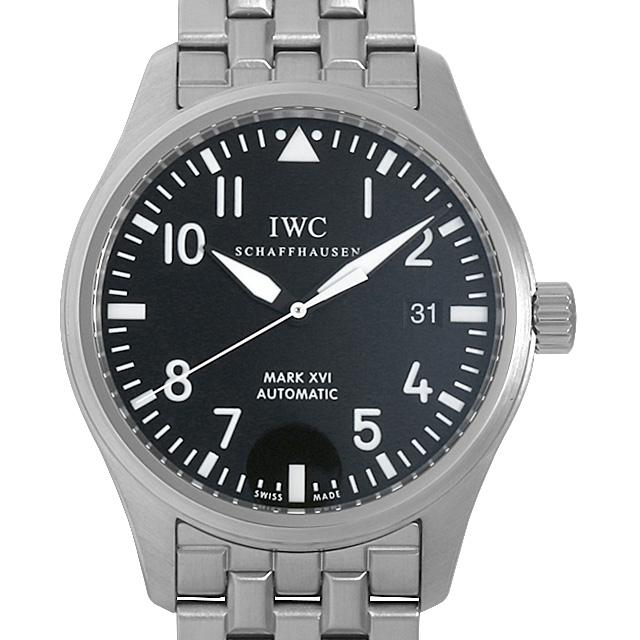 【48回払いまで無金利】IWC マーク16 マークXVI IW325501 メンズ(006XIWAU0149)【中古】【腕時計】【送料無料】