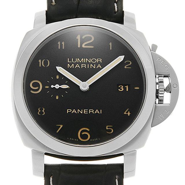 【48回払いまで無金利】パネライ ルミノールマリーナ 1950 3DAYS PAM00359 P番 メンズ(006XOPAU0155)【中古】【腕時計】【送料無料】