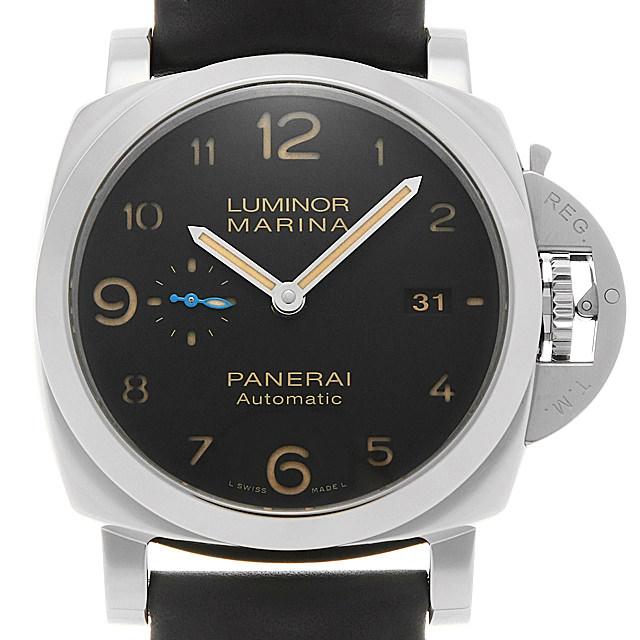 【48回払いまで無金利】パネライ ルミノール 1950 3デイズ アッチャイオ PAM01359 T番 メンズ(006XOPAU0156)【中古】【腕時計】【送料無料】
