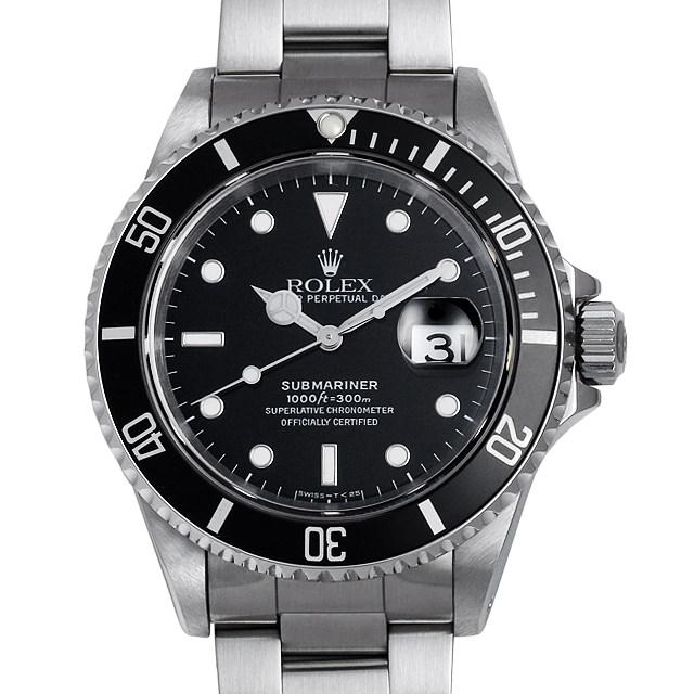 【48回払いまで無金利】ロレックス サブマリーナ デイト 16610 T番 メンズ(006XROAU1121)【中古】【腕時計】【送料無料】