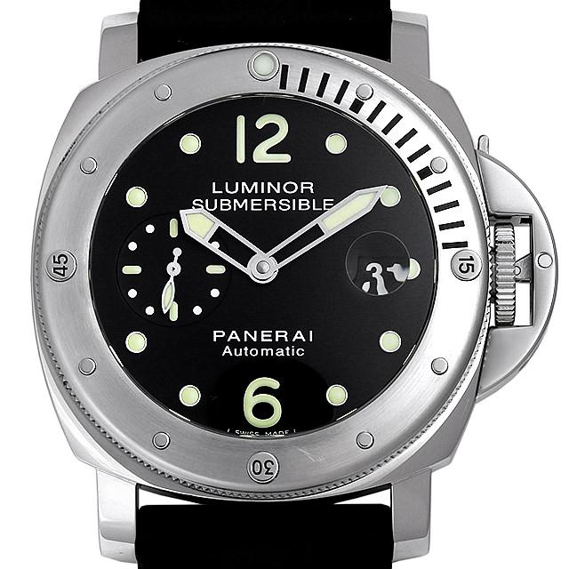【48回払いまで無金利】パネライ ルミノール サブマーシブル PAM00024 R番 メンズ(009MOPAU0032)【中古】【腕時計】【送料無料】