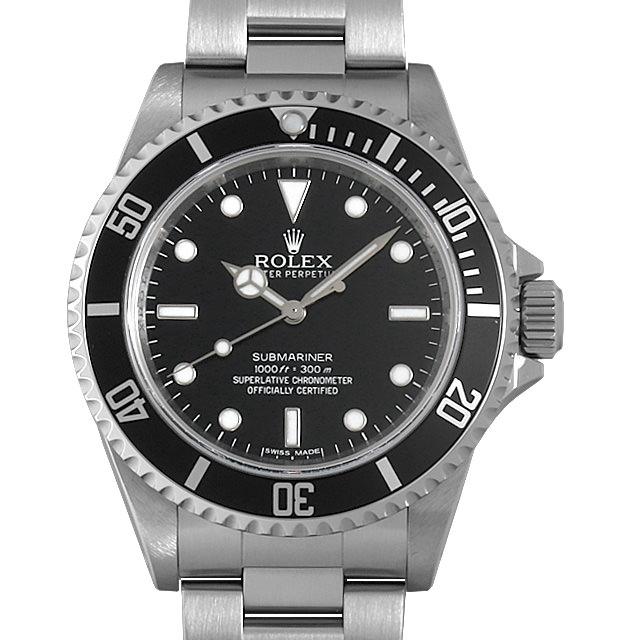 【48回払いまで無金利】ロレックス サブマリーナ ノンデイト 14060M G番 メンズ(009MROAU0185)【中古】【腕時計】【送料無料】
