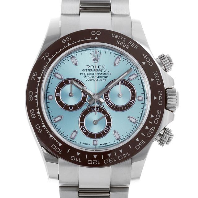 【48回払いまで無金利】ロレックス デイトナ 116506 アイスブルー ランダムシリアル メンズ(02H6ROAU0008)【中古】【腕時計】【送料無料】