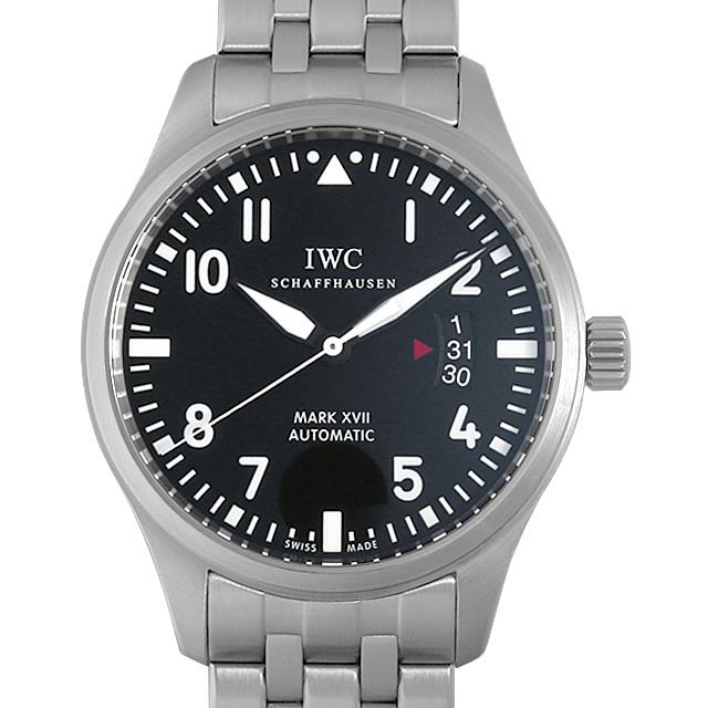 【48回払いまで無金利】IWC マーク17 マークXVII IW326504 メンズ(0FTSIWAU0001)【中古】【腕時計】【送料無料】